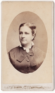Celie Saulay, wife of Dr. LC Roudanez