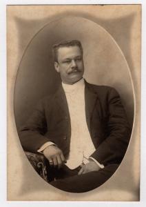 Louis Charles Roudanez II, son of Dr. LC Roudanez