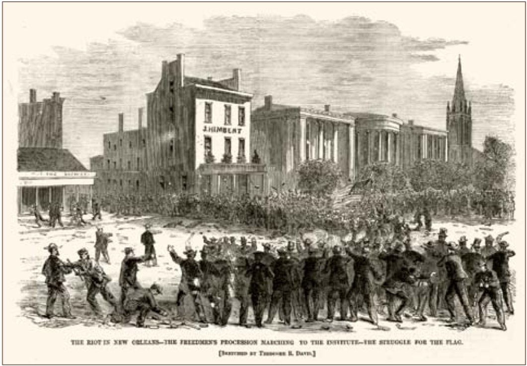 an important legacy of the unsuccessful reconstruction era in the united states history In the history of the united states reconstruction refers to the period between 1861 and 1865, when efforts were made, after the civil war, to restore the relations between north and the south, to.
