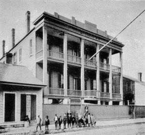 The Fillmore School, Photo: New Orleans Public Library