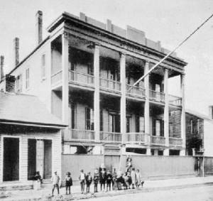 Fillmore School, New Orleans